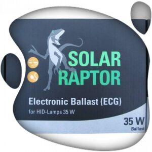 Bombilla HID SOLAR RAPTOR 35 W (REACTANCIA)