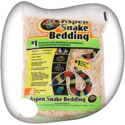 Aspen Snake bedding 4,4 litros