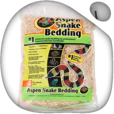 Aspen Snake bedding 26,4 litros