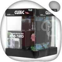 Acuario CUBIC 25x25x30-18,75litros