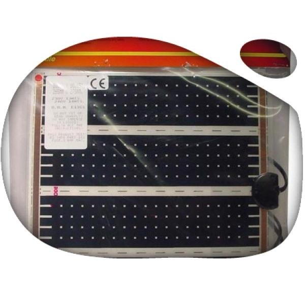 manta calefactora 3w (15cmx15cm)