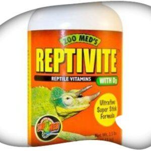 Reptivite+D3 (227gr) Zoomed