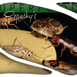 REPASHY BUG BURGER (84GR)