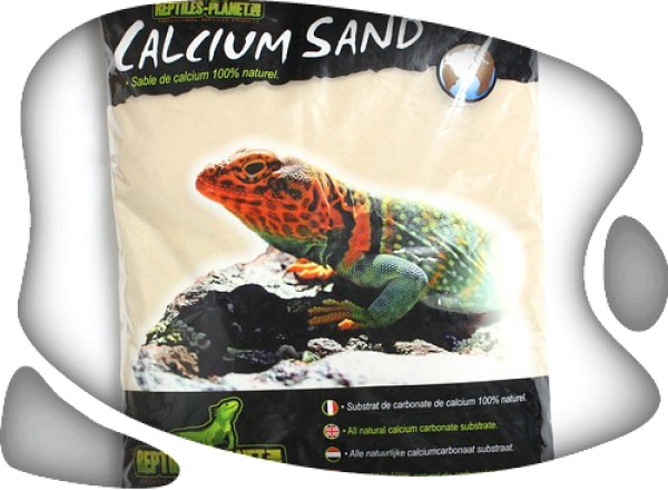 CALCIUM SAND COLORADO YELLOW 5KG