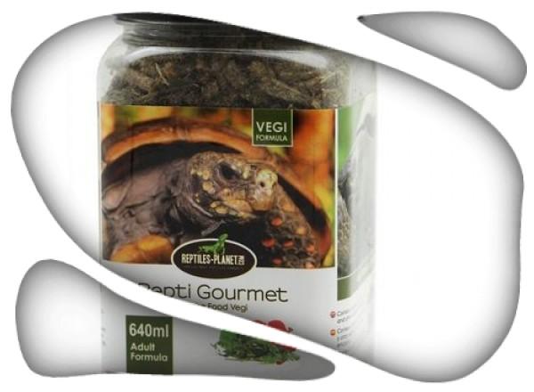 Comida tortuga terrestre adulta 640ml