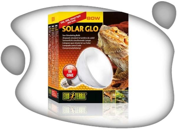 Bombilla Solar Glo 80w